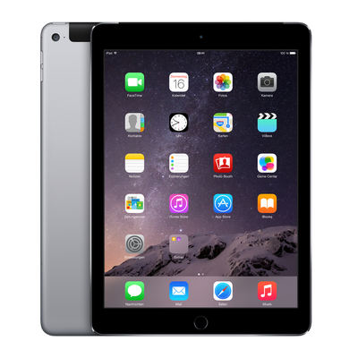 Apple iPad Air 2 - 128GB - WiFi + Cell - Spacegrau - 1. Wahl