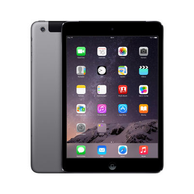 Apple iPad Mini 2 Retina - 32GB - WIFI - Spacegrau - 1. Wahl