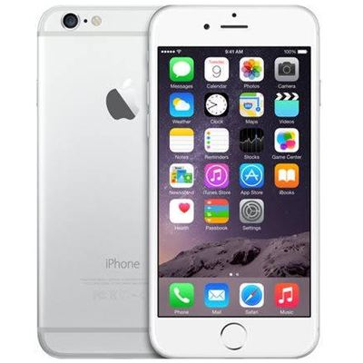 Apple iPhone 6 64GB - Silber - 1.Wahl