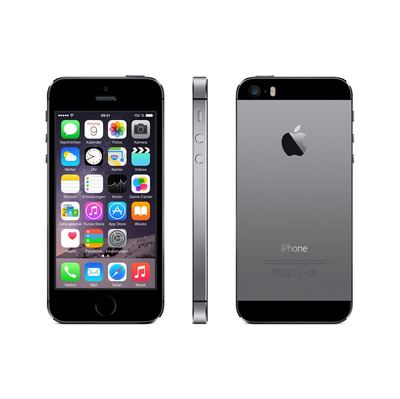 Apple iPhone 5s - Sim Lock frei - 32GB - Spacegrau - C-Ware