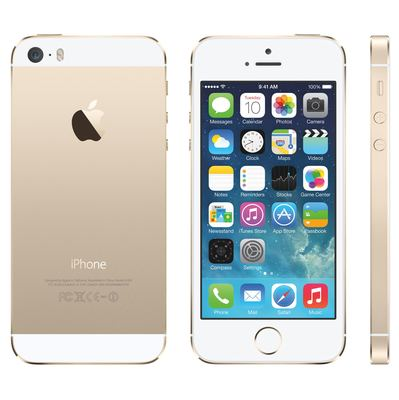 Apple iPhone 5s - Sim Lock frei - 16GB - Gold - A-Ware