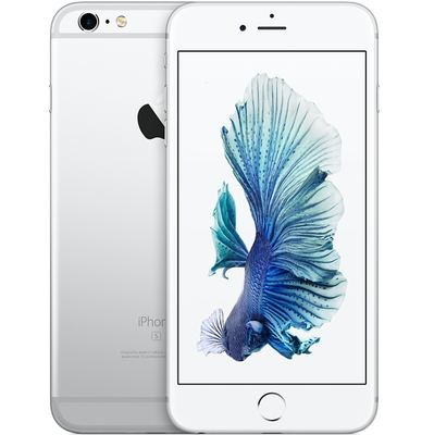 Apple iPhone 6s Plus - 64GB - Silber - 1.Wahl