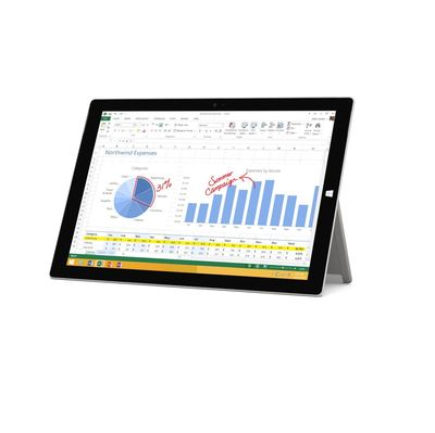 Microsoft Surface Pro 3 - I7 8GB 512GB - Silber - 2.Wahl