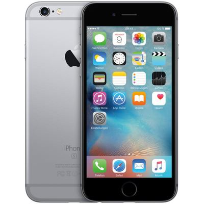 Apple iPhone 6s - 64GB - Sim Lock frei - Spacegrey