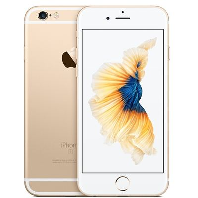 Apple iPhone 6s - Sim Lock frei 16GB - Gold - 3. Wahl