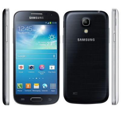 Samsung GALAXY S4 mini - Mist Black - LTE - 8 GB - 1. Wahl