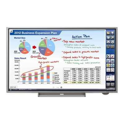 "Sharp PN-L702B - 70"" (176,6cm)  Touchscreen LED Display"