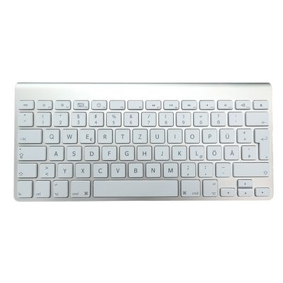 Apple Wireless Keyboard 2. Generation Bluetooth Tastatur Deutsches Layout - Reprint