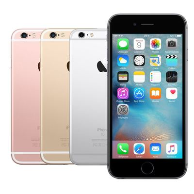 Apple iPhone 6s - Sim Lock frei 16GB -  Spacegrau - 2. Wahl