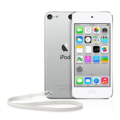 Apple iPod Touch 5. Generation - 32GB - WIFI - Weiß / Silber
