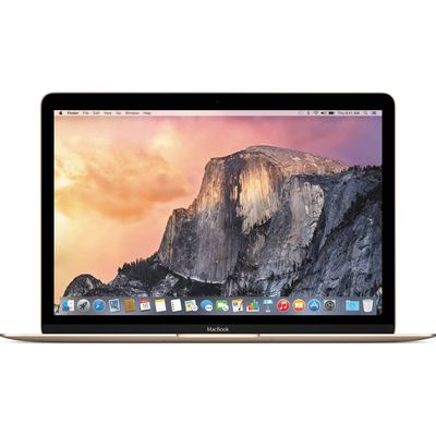 "Apple MacBook 12"" - A1534 2. Wahl - Gold"