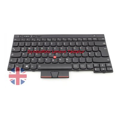 Keyboard für Lenovo ThinkPad T430 X230 T530 W530 L530 - UK - Renew Englisch (QWERTY)