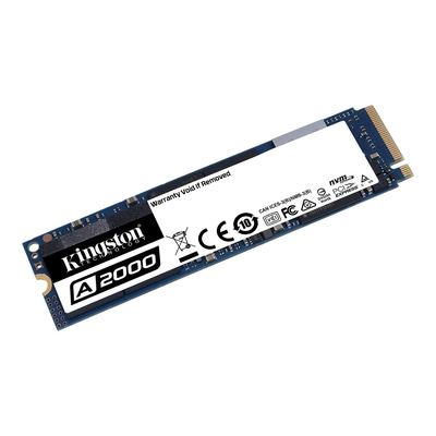 KINGSTON A2000 - M.2 PCIe/NVMe SSD - 3.0 x4 - 500GB