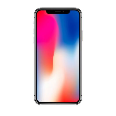 Apple iPhone X 64GB - Space Grau - Normale Gebrauchsspuren