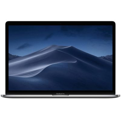 Apple MacBook Pro 15 Retina - I7 - A1707 -  Touch Bar - Mid 2017 2,9 GHz - 16 GB RAM - 512 GB SSD - Space Grau - Normale Gebrauchsspuren