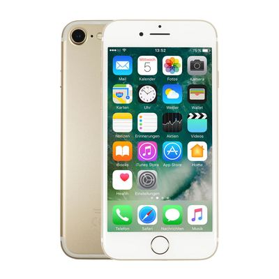 Apple iPhone 7 32GB - Gold - Minimale Gebrauchsspuren