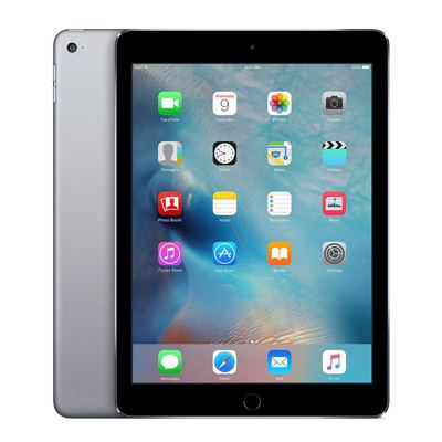 Apple iPad Air 2 - 64GB - WiFi + Cell - Space Grau - 2. Wahl
