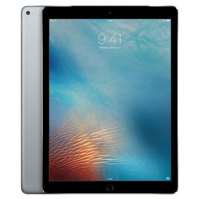 "Apple iPad Pro 12,9"" - 1. Generation 128GB - Wifi+Cellular - Space Grau - Normale Gebrauchsspuren"