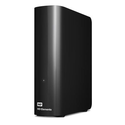 "WD Elements Desktop 3,5"" externe HDD - USB 3.0 - 4TB"