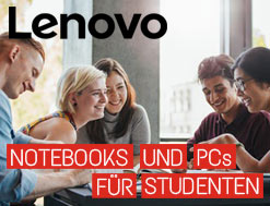 Lenovo - Notebooks für Studenten