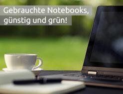 Umweltschutz: Gebrauchte Notebooks für die Umwelt